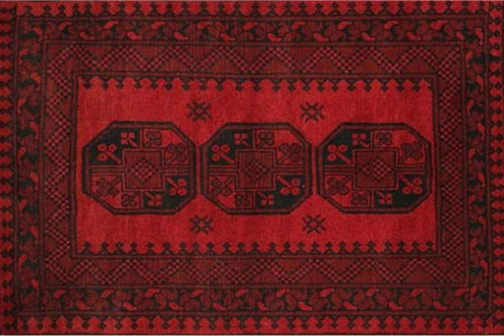 Red Afghan